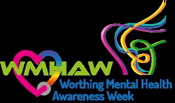 Worthing Mental Health Awareness Week logo